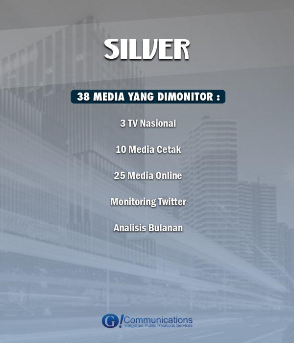 Riset Media - Silver