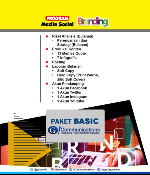 Sosmed Branding - Basic